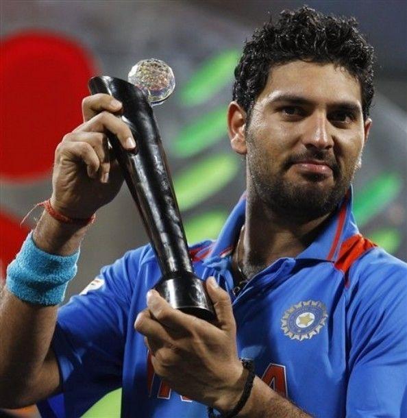 Yuvraj Singh (Cricketer)