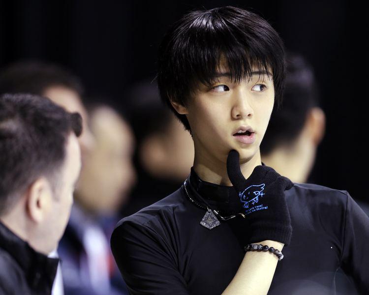 Yuzuru Hanyu Brian Orser The Japan Times