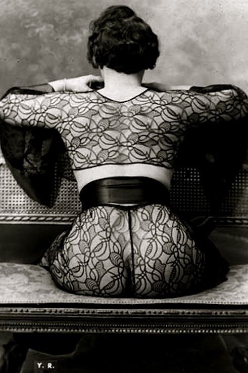 Yva Weimar Berlins fashion photographer Yva