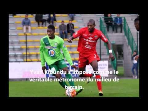 Yvan Kibundu Opportunit football yvan kibundu 2016 mp4 YouTube