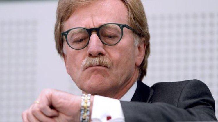 Yves Mersch Yves Mersch Spanien stoppt Luxemburger EZBDirektoriumskandidaten
