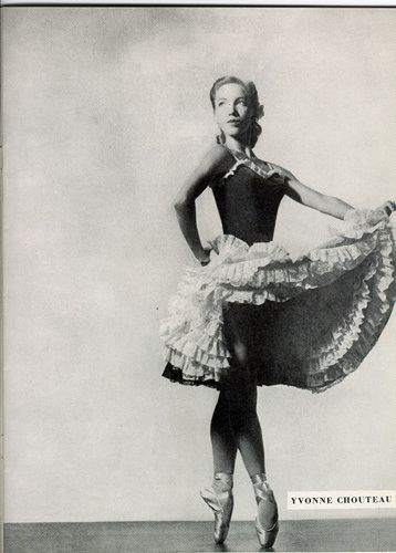 Yvonne Chouteau YVONNE CHOUTEAU NATIVE AMERICAN DANCER Simanaitis Says