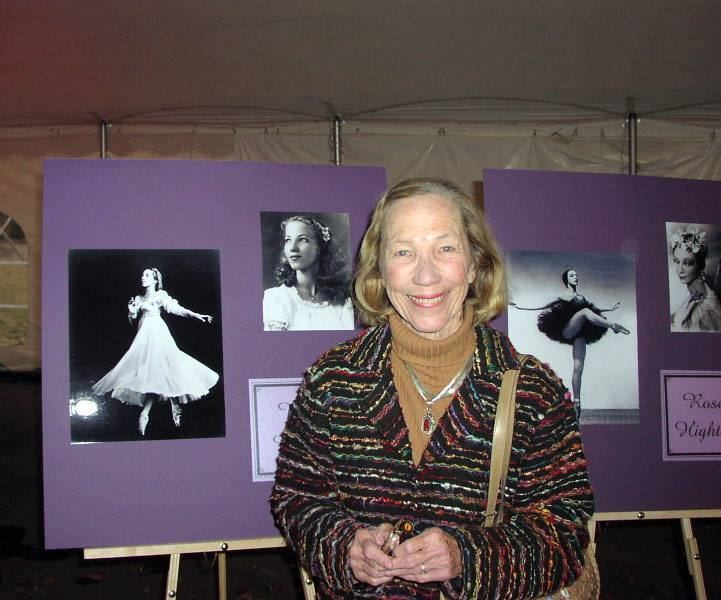 Yvonne Chouteau IndianzCom Famed Indian ballerina Yvonne Chouteau passes on at
