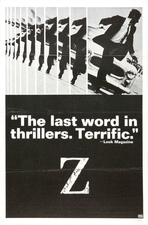 Z (1969 film) Z 1969 Find your film movie recommendation movieroulettecom