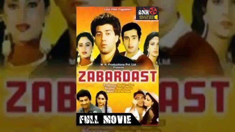 Zabardast Zabardast 1985 Hindi Full Length Movie Sanjeev Kumar Jayapradha