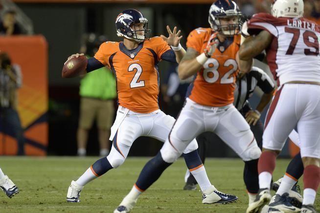 Zac Dysert Broncos QampA Rookie quarterback Zac Dysert The Denver Post
