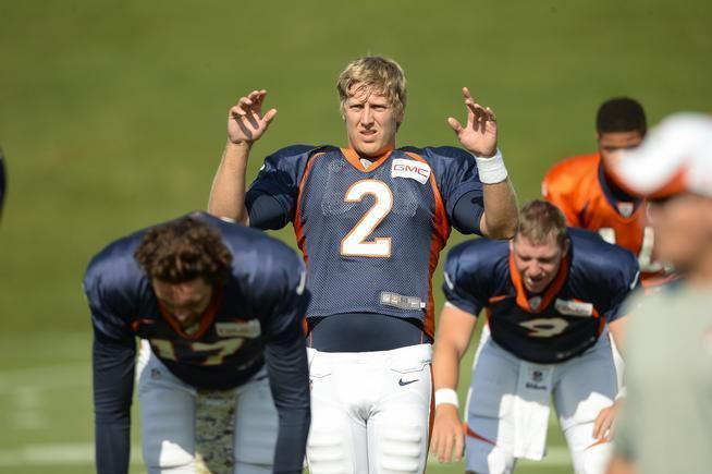 Zac Dysert Zac Dysert leaves Broncos after mother is killed in Ohio