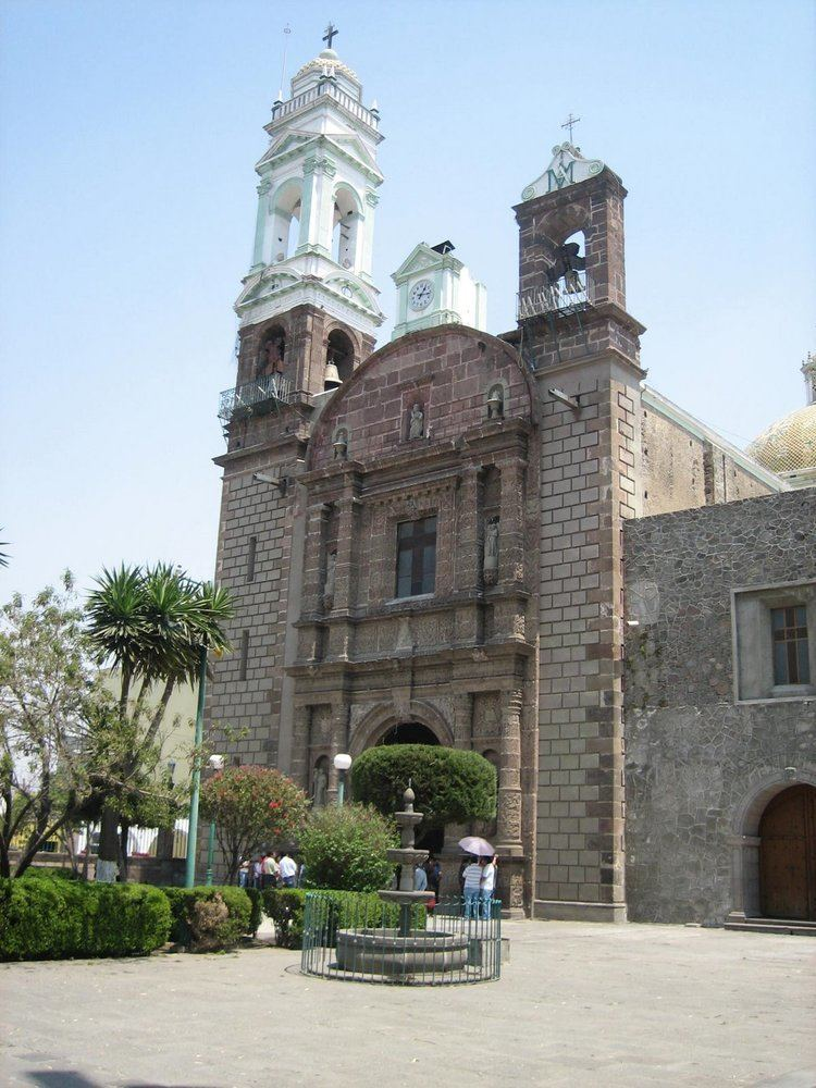 Zacatelco in the past, History of Zacatelco