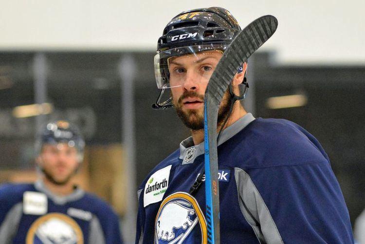 Zach Bogosian Sabres39 Zach Bogosian ready to play Buffalo Hockey Beat