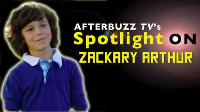 Zackary Arthur Zackary Arthur Interview AfterBuzz TVs Spotlight On