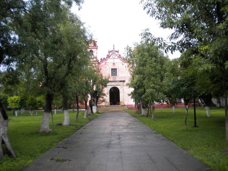 Zacualpan de Amilpas Convento de la Inmaculada Concepcin Zacualpan de Amilpas
