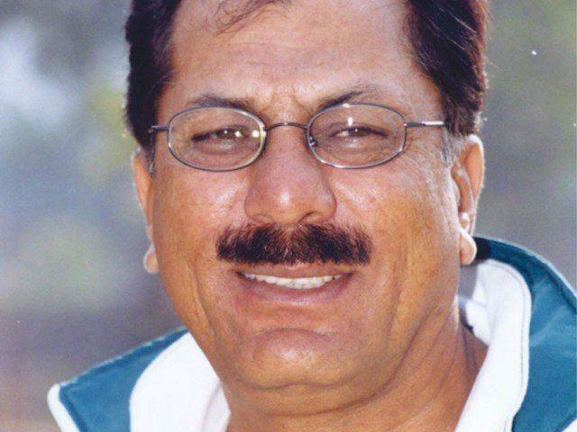 Zaheer Abbas (Cricketer)
