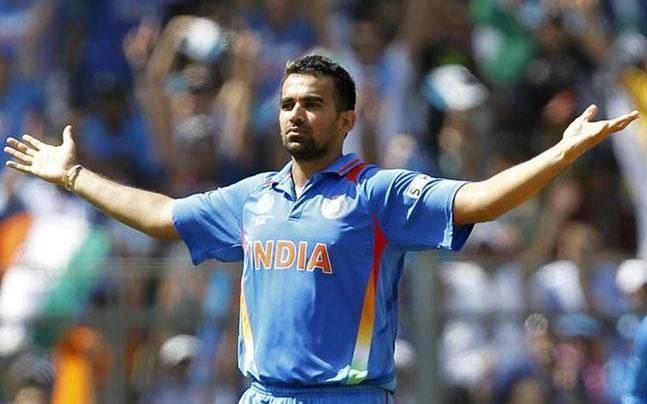 Zaheer Khan 5 best bowling spells in international cricket Sports