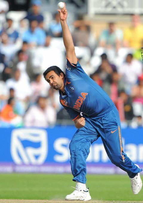 Zaheer Khan (Cricketer)