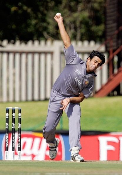 Zahid Shah (Cricketer) in the past