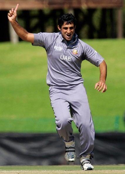 Zahid Shah (Cricketer)