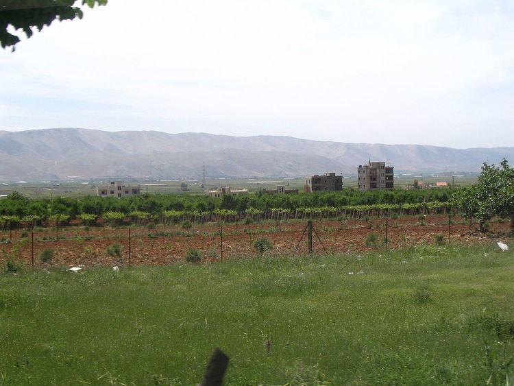 Zahlé District