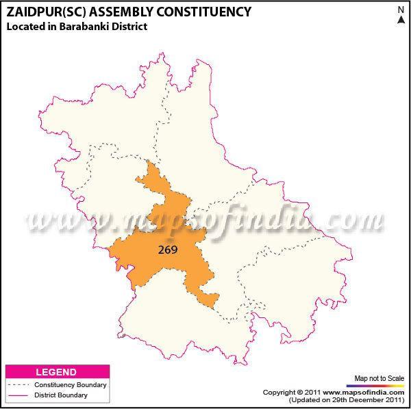 Zaidpur in the past, History of Zaidpur