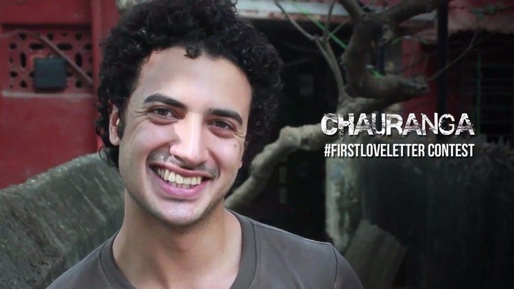 Zain Khan FirstLoveLetter Zain Khan Durani Chauranga YouTube