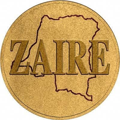 Zaire Zaire Gold Coins
