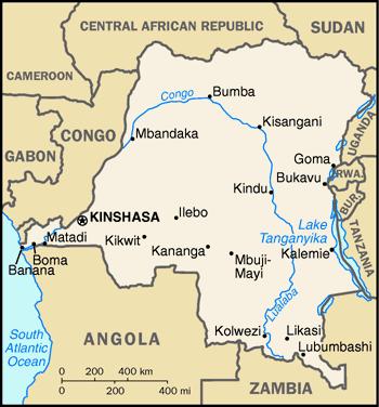 Zaire First Congo War Wikiwand
