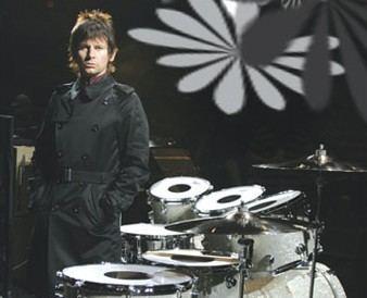Zak Starkey The Whos Zak Starkey Channeling KeithAnd More Modern Drummer