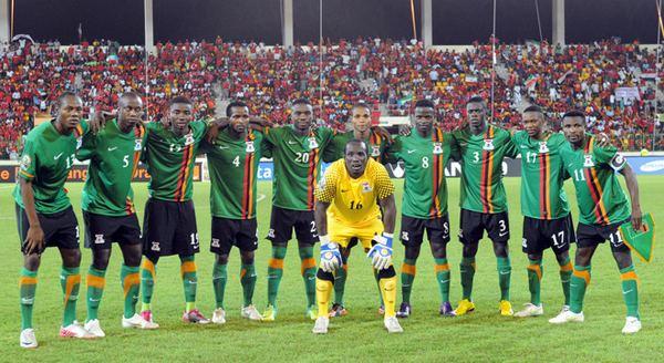 Zambia national football team - Alchetron, the free social ...