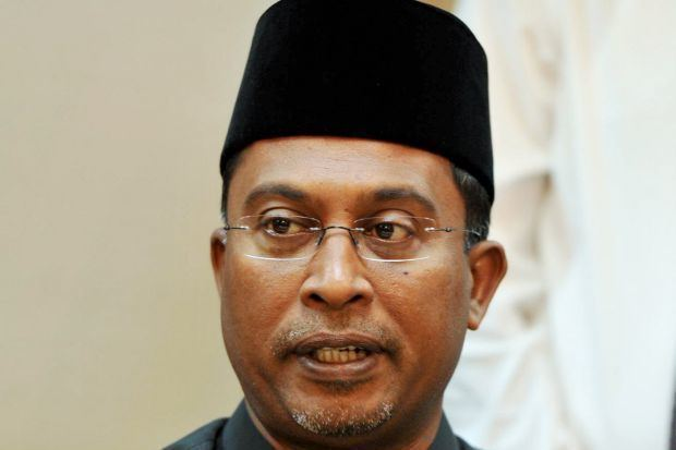 Zambry Abdul Kadir Zambry Merger of BN parties not as easy as it sounds