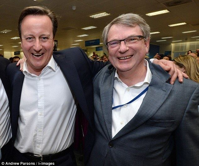 Zameer Choudrey Labours Andy Burnham blasts Lynton Crosbys knighthood Daily Mail