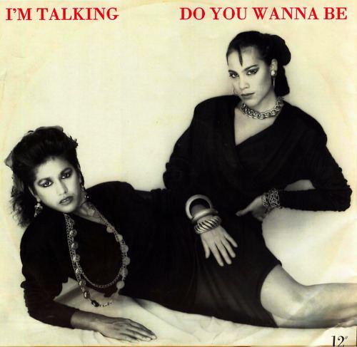 Zan Abeyratne Im Talking Australia Zan Abeyratne Kate Ceberano 1986 Kate