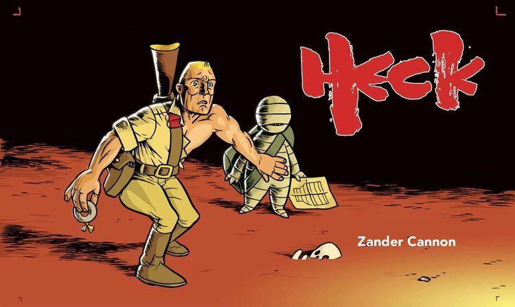 Zander Cannon Heck Zander Cannon 9781603093019 Amazoncom Books