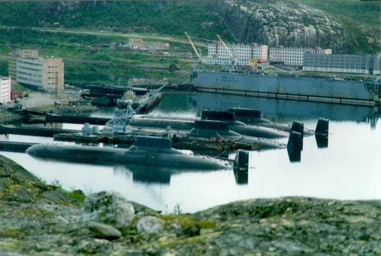 Zapadnaya Litsa (naval base) - Alchetron, the free social