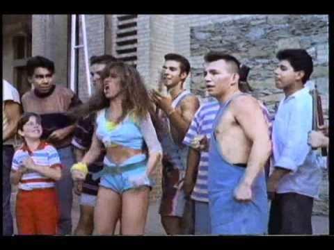 Zapatos Viejos (1993 film) Gloria Trevi Zapatos Viejos La Pelcula 10 De 11 YouTube