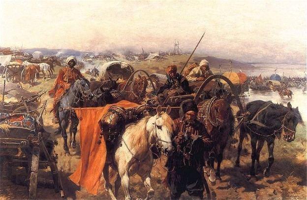 Zaporozhian Cossacks Zaporizhia The