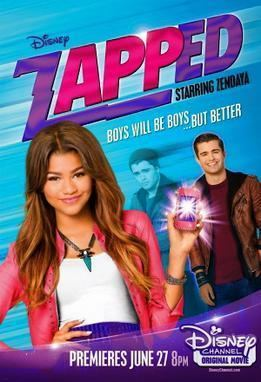 Zapped movie poster