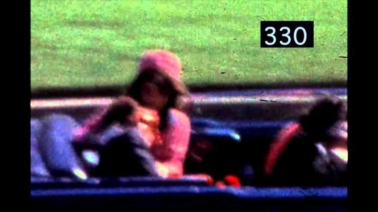 Zapruder film Conspiracy JFK Assassination The Zapruder Film In High