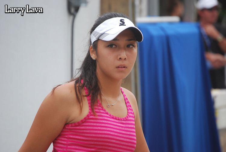 Zarina Diyas Zarina Diyas Pictures and Videos Thread TennisForumcom