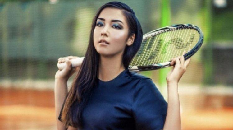 Zarina Diyas Tennis China WTA Zarina Diyas vs Irina Camelia Begu 28