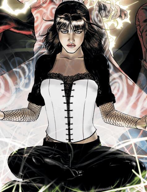 Zatanna Zatanna Character Comic Vine
