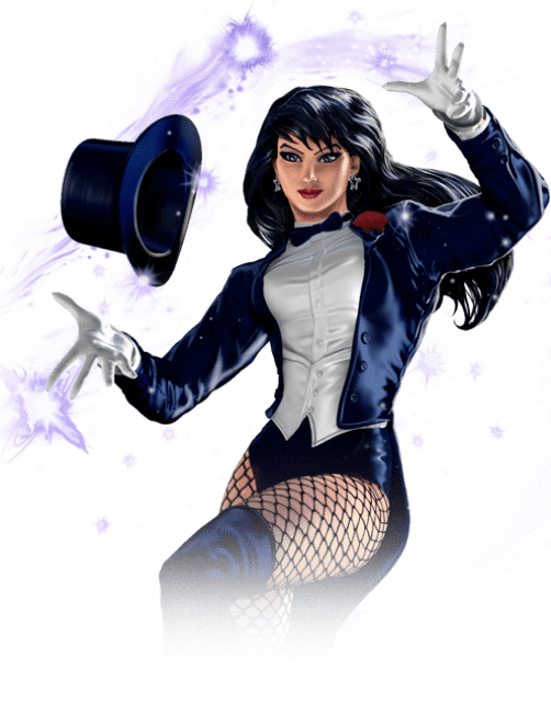 Zatanna Zatanna Character Giant Bomb