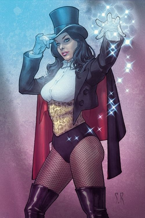 Zatanna 78 Best images about Zatanna on Pinterest 4 in Cover art and