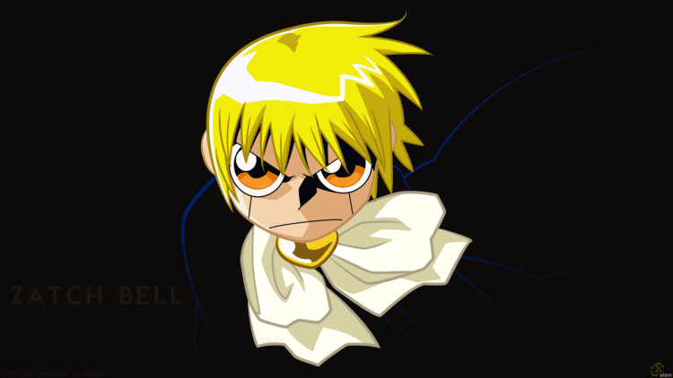 Zatch Bell Alchetron The Free Social Encyclopedia