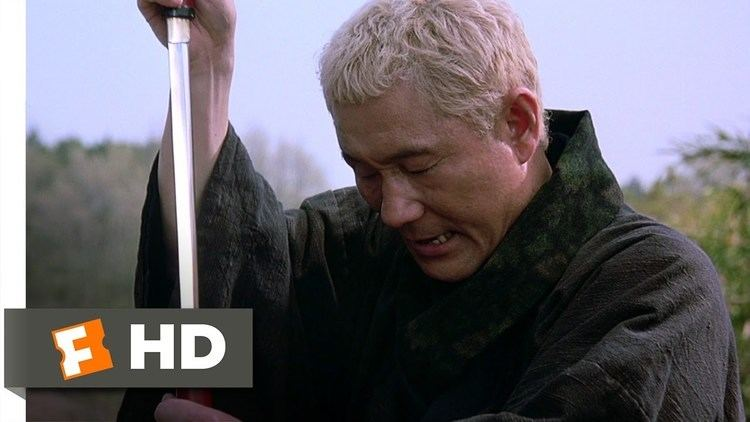 Zatōichi (2003 film) The Blind Swordsman Zatoichi 111 Movie CLIP Blind Fury 2003