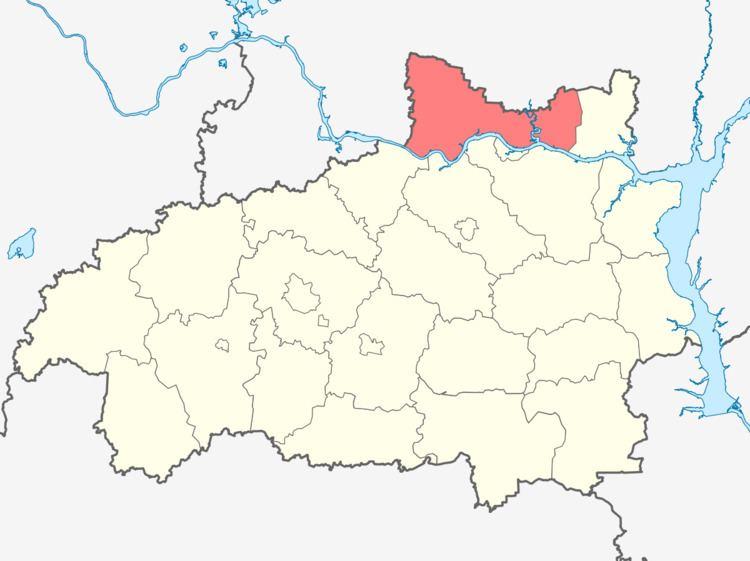 Zavolzhsky District, Ivanovo Oblast