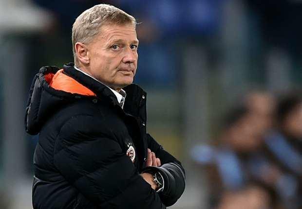 Zdeněk Ščasný Lazio win finest moment of my career says Sparta coach Zdenek