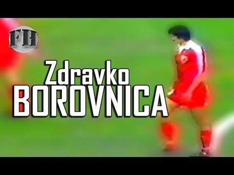 Zdravko Borovnica Zdravko Borovnica Skills Crvena Zvezda 12 RSC Anderlecht