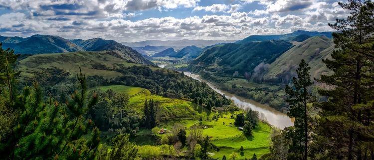 Zealand Beautiful Landscapes of Zealand