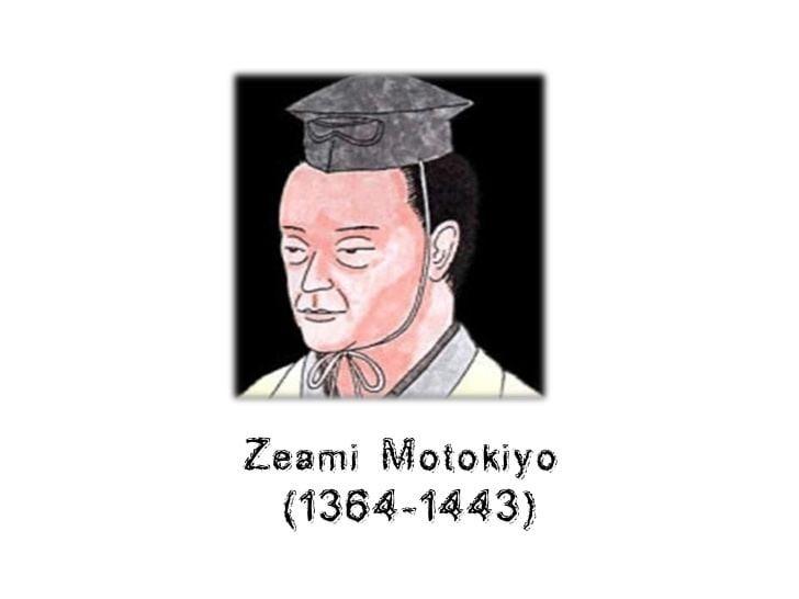 Zeami Motokiyo japaneseliterature4728jpgcb1321604502