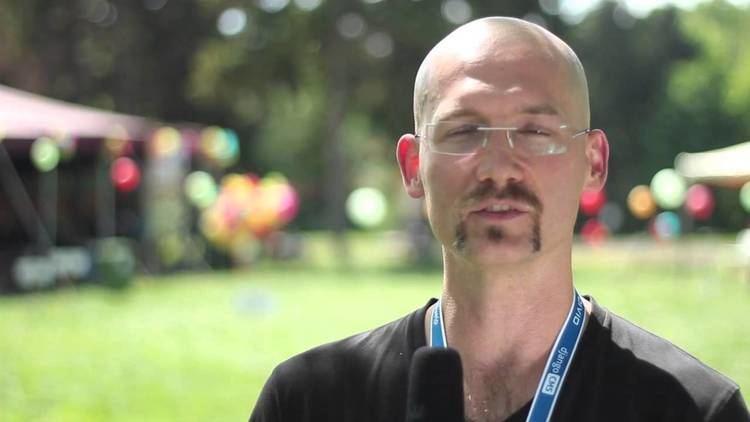 Zed Shaw Zed Shaw39s joke DjangoCon Europe 2013 YouTube