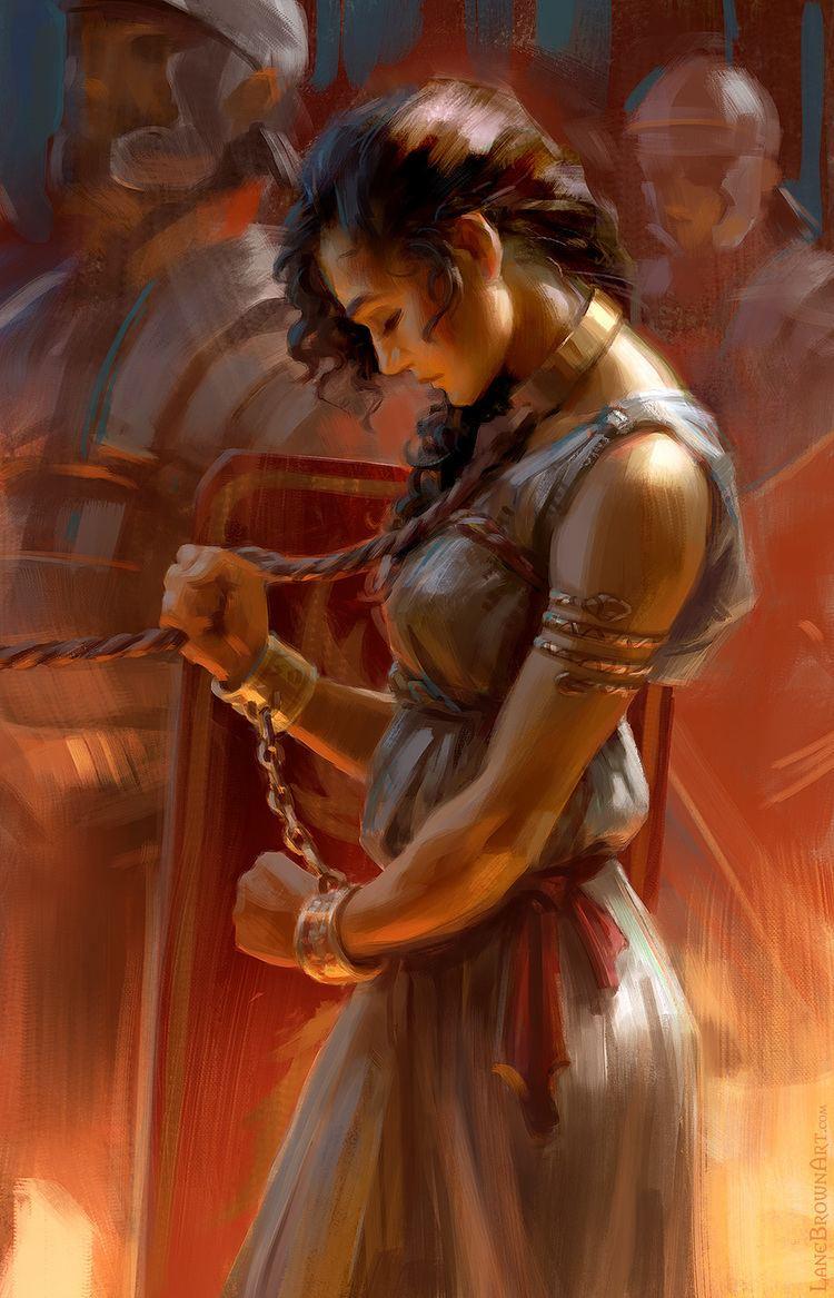 Zenobia zenobia DeviantArt